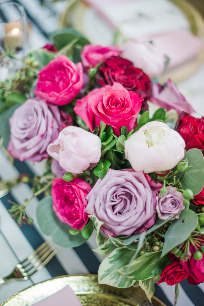 {Posh Floral Stylized Valentines Brunch}-60